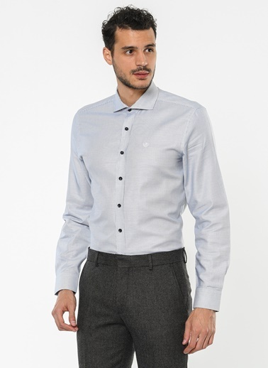 Beymen Business Slim Fit Gömlek Lacivert